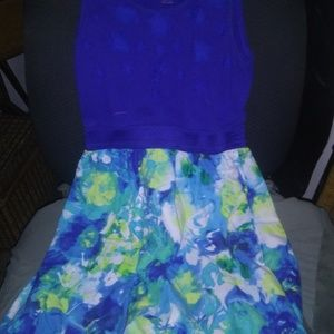 Girls size 7/8 dress